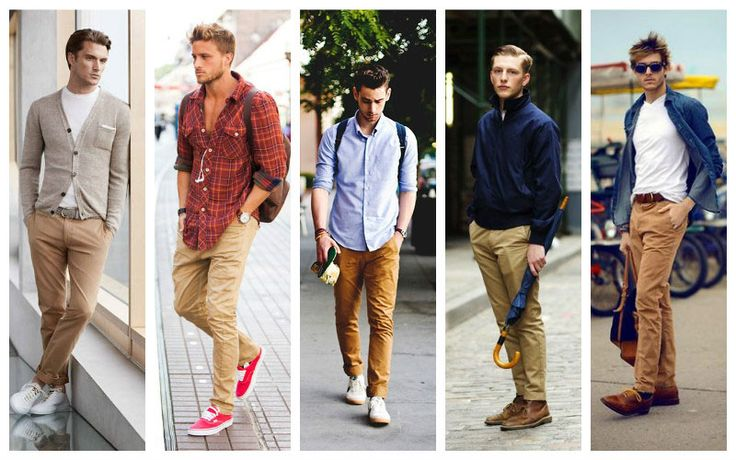 Men's Complete Guide to Choosing the Perfect Chinos – Stunner Daily
