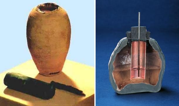 Was the Baghdad Battery a medical device?