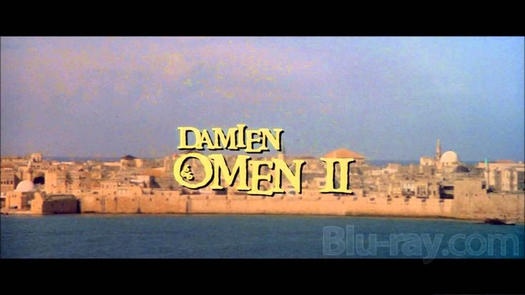 Jerry Goldsmith - End Title (All The Power) (Damien Omen II)