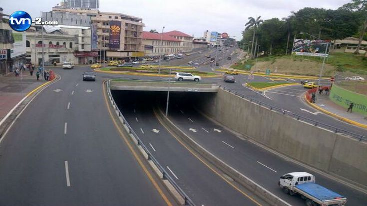 Inauguran viaducto de Conalvías en la Avenida de Los Mártires - TVN Panamá Movil