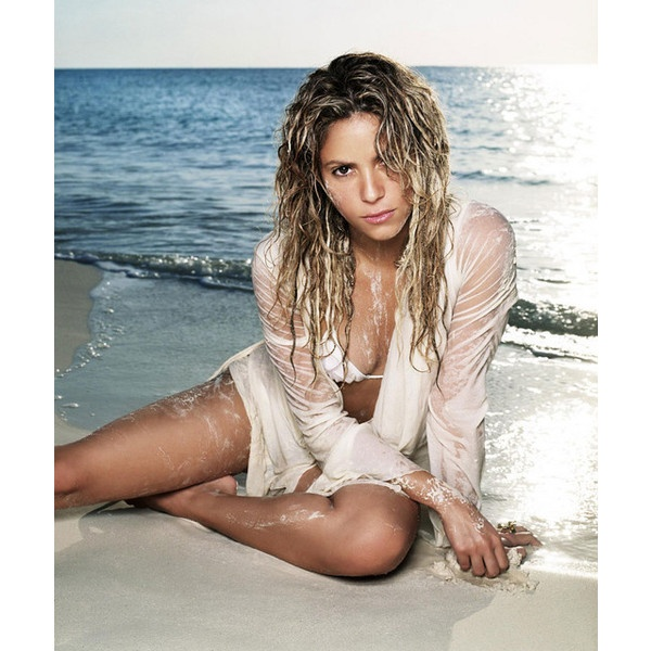shakira51 | High Quality Celebrity Pictures ❤ liked on Polyvore