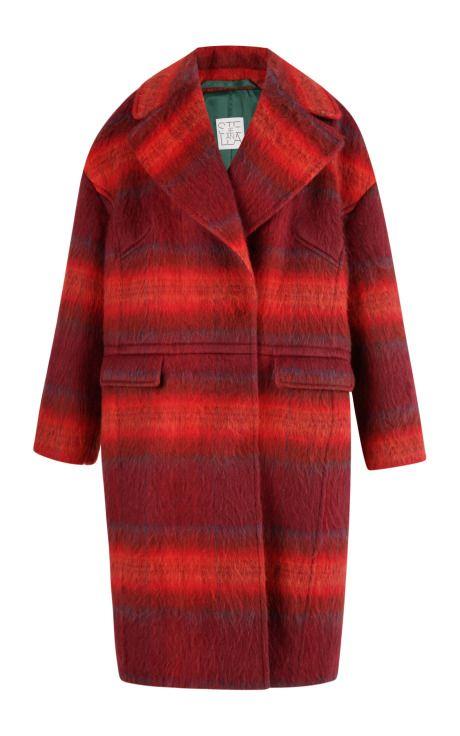 Womens Coat On Sale, Multicolor, Acrylic, 2017, 6 8 Stella Jean