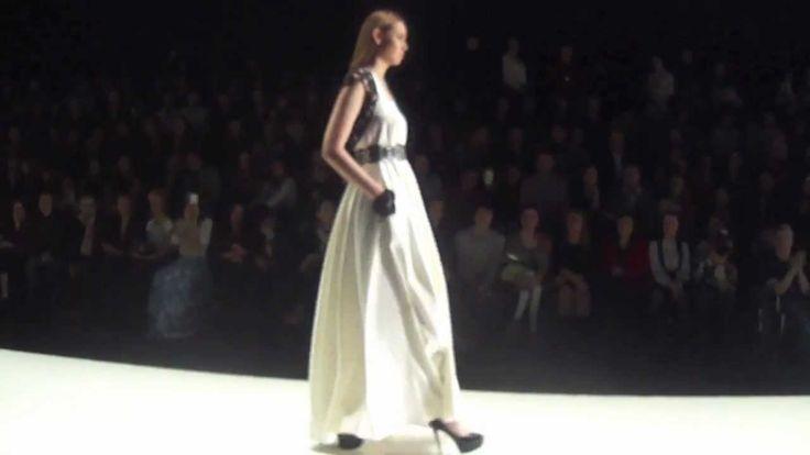 BORODULINS на Mercedes-Benz Fashion Week Russia
