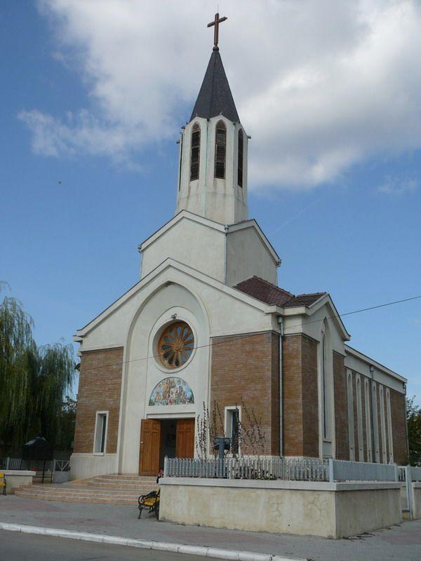 Biserica-Romano Catolică, Cernavodă