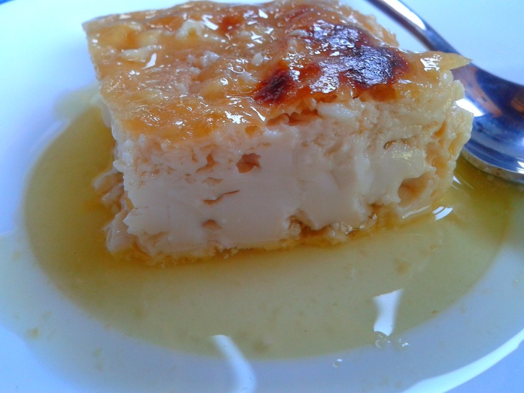 """Leche Asada"" A chilean dessert perfect for a cold day!"