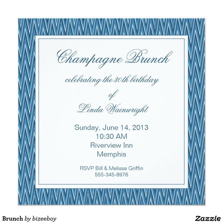 11 best brunch invitations images on pinterest brunch invitations brunch card brunch invitationstextslyricstext messages stopboris Images