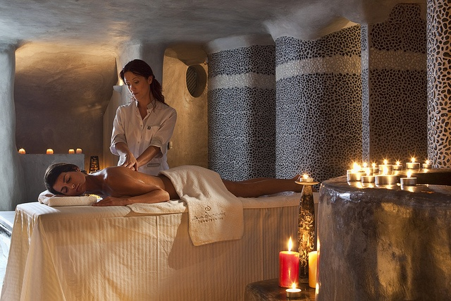 The Santorini escapade cannot be complete without a spa experience. Andronis Exclusive boasts an intimate, complete spa at the Andronis Luxury Suites that is available exclusively to the clients of its three hotels. Its products are inspired by Greek nature and natural or organic treatments, including mountain herbs, olive oil, honey and other favorite ingredients of the gods.  http://www.facebook.com/andronisexclusive