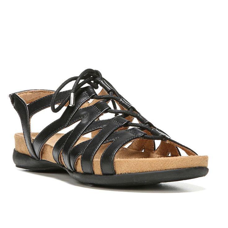 NaturalSoul by naturalizer Abrielle Women's Sandals, Size: medium (8.5), Oxford