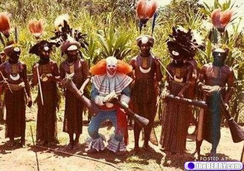 Bozo Does Africa