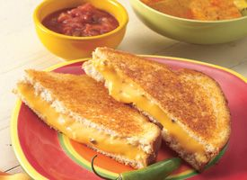 Mexican Grilled Cheese | Dessert Recipes | Pinterest