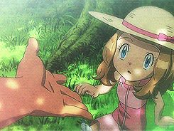 I LOVE THIS EPISODE!!!!!! XD :D :) ^_^ ^.^ ♡ When Serena met Ash! XD :D :) ^_^ ^.^ ♡ This is one of my favorite episodes and Amourshipping moments ^_^ ^.^ ♡