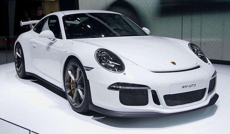 File:Geneva MotorShow 2013 - Porsche 911 GT3.jpg