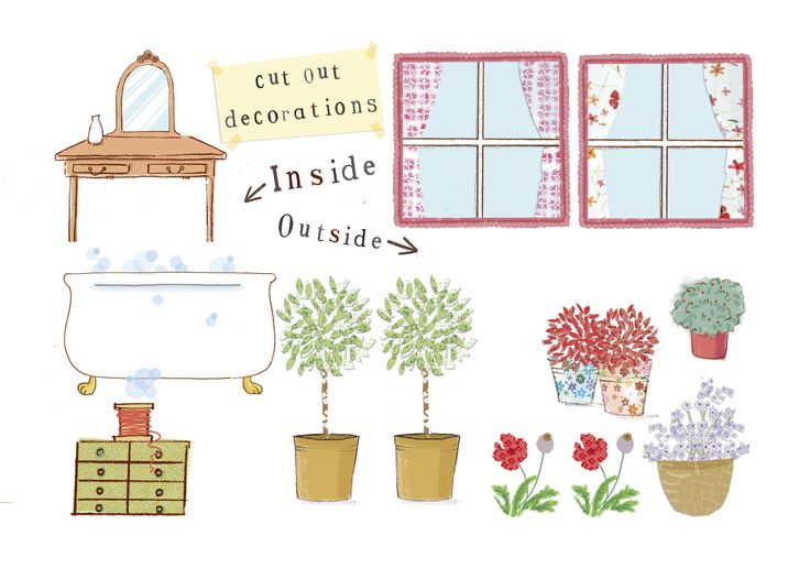 Emily Button decorate Emily's house 4  www.emilybutton.co.uk