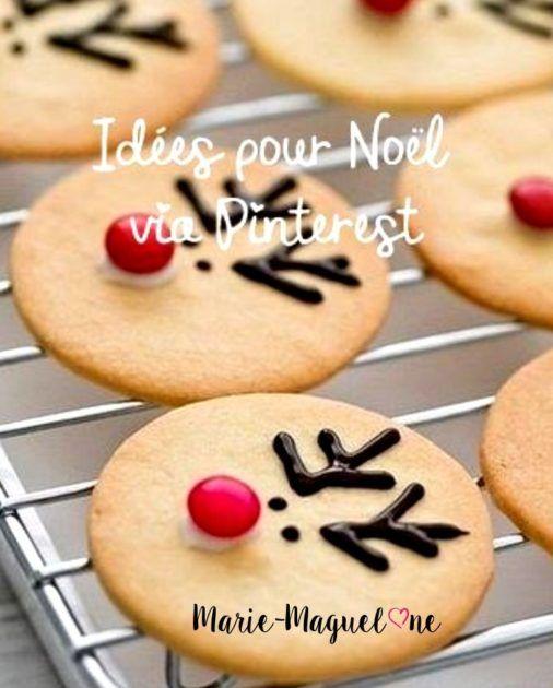 Idées pour Noël via Pinterest - Marie-Maguelone