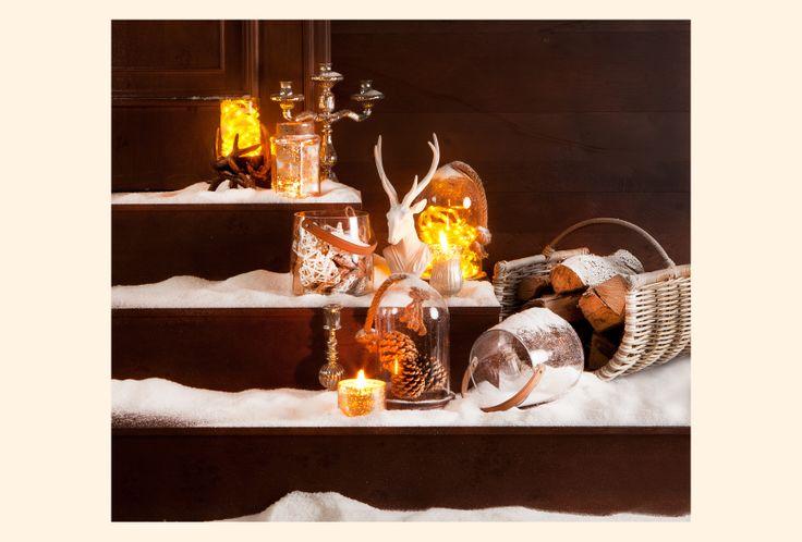 Zara Home nos trae una propuesta elegante: accesorios para estas fiestas en dorados y plateados