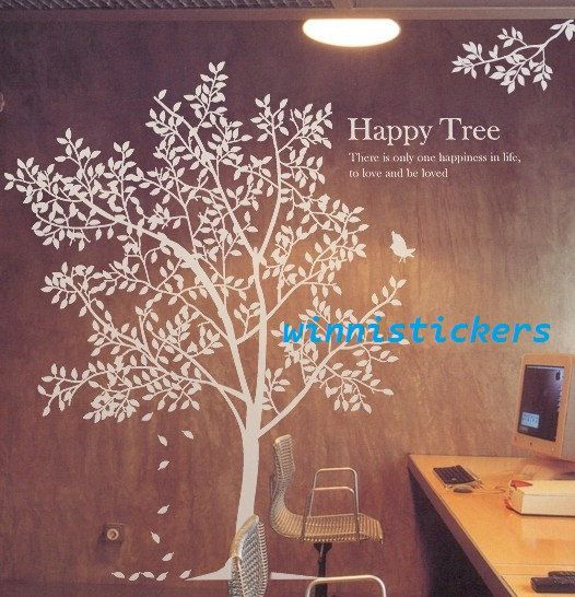 Vinyl Wall Decal Nature Design Tree Wall Decals Wall by WinneDEGIN, $65.00: Wall Decal