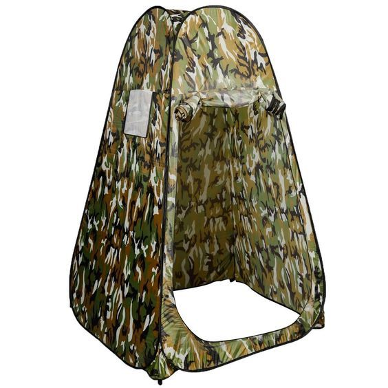 Super buy Portable Pop UP Fishing and Bathing Toilet Changing Tent Camping Room Camouflage *** Check this awesome product by going to the link at the image.