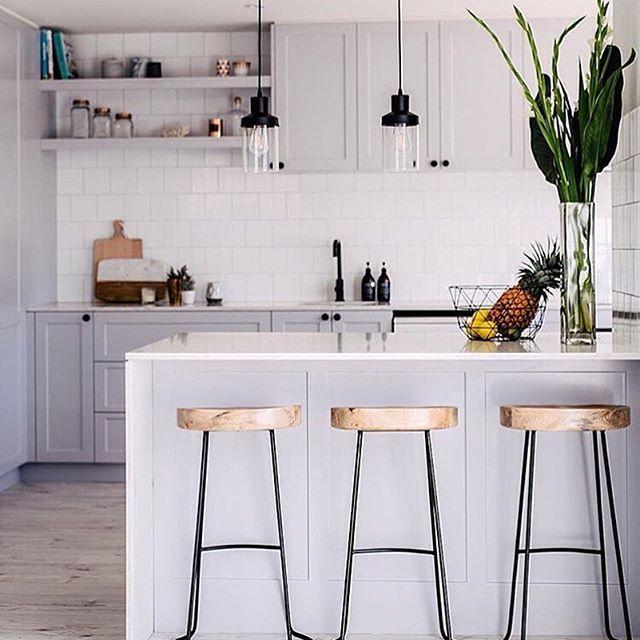 Hampton Style, Coastal Inspired Marble Kitchens