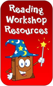 Reading Workshop Resources on LauraCandler.com - Free printables, links to professional books, a free webinar, and more!