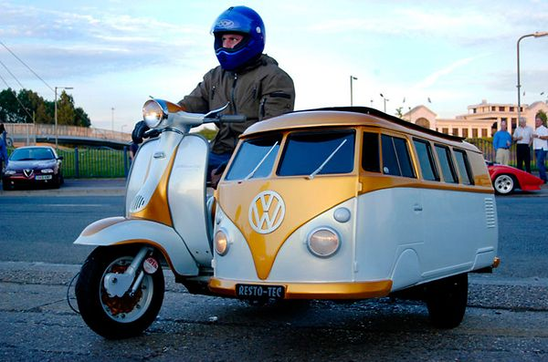 Camper Side Car - Page 2 - NGWClub®, Inc. |Funny Motorcycle With Sidecar