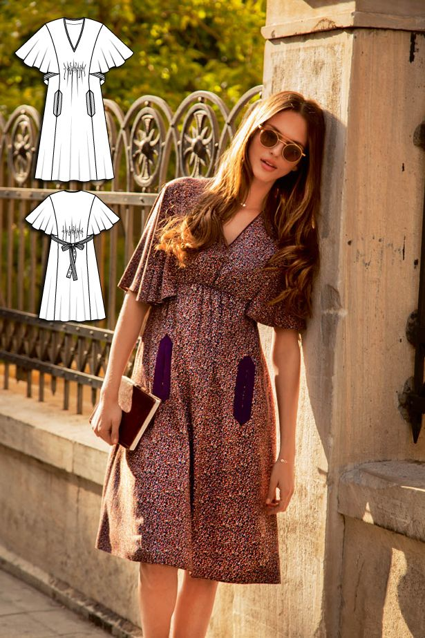 English Manor: 11 New Women's Sewing Patterns