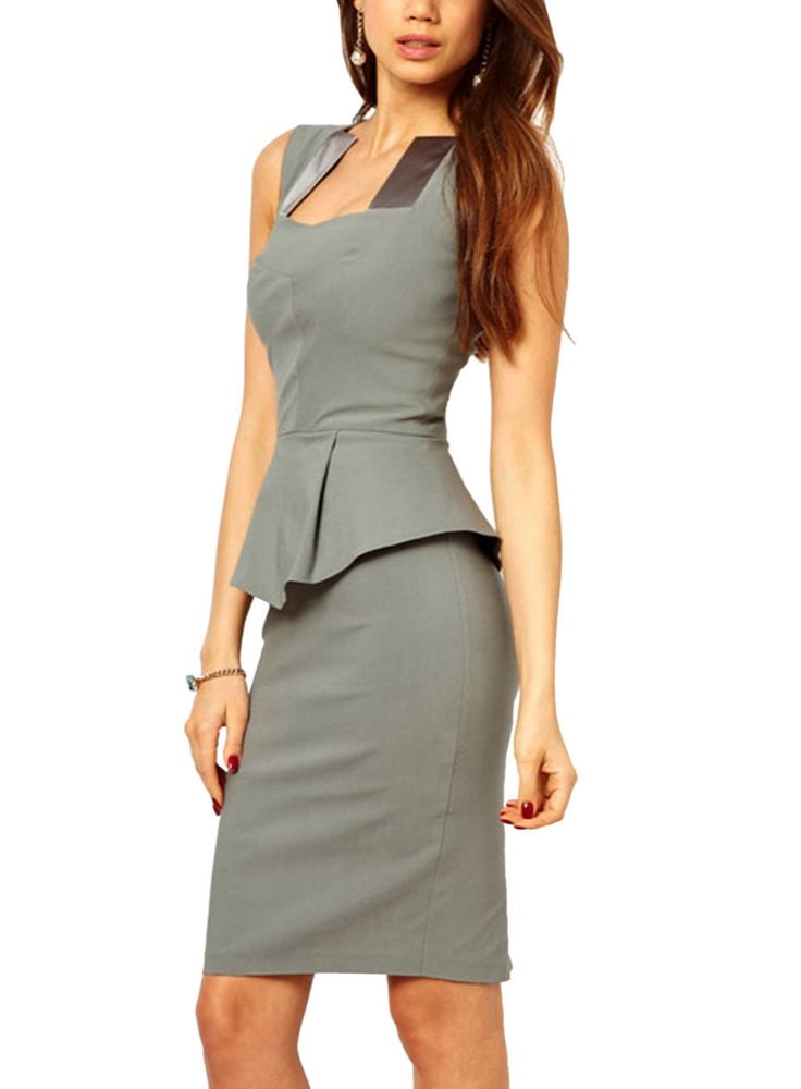 Decorative Grey Work Dresses