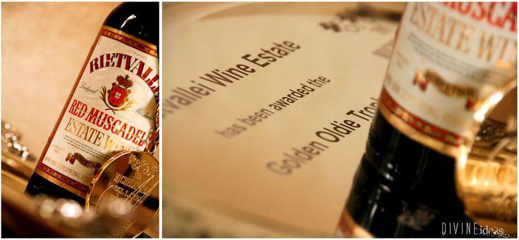 Rietvallei's famous Old Muscadels... Still winning awards.