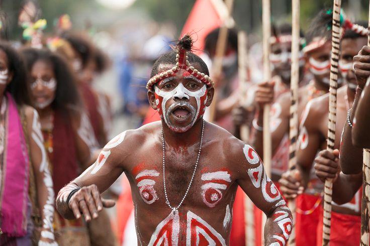 Masyarakat, Budaya dan Alam Indonesia