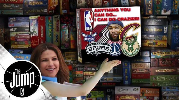 #news#WorldNewsESPN News : Rachel Nichols recaps a drama-filled day in the NBA | The Jump | ESPN