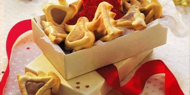Χριστουγεννιάτικα κουλουράκια