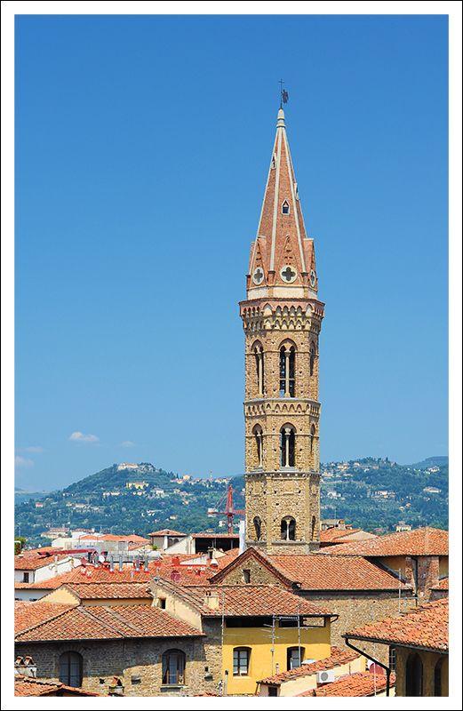 Campanile de la Badia Fiorentina