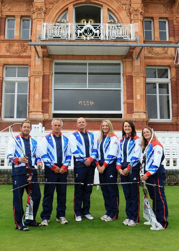 UK Archery Team