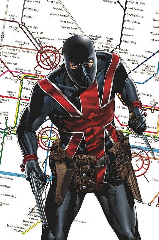 Union JackBritish Superhero, Comics Book, Captain Britain, Captain America, Comics Artists, Marvel Comics, Jack O'Connel, Captain Marvel, Union Jack