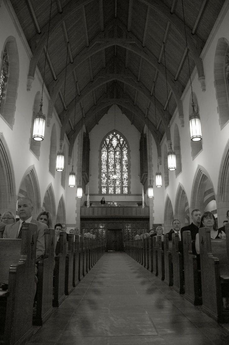 wedding ceremony at St...
