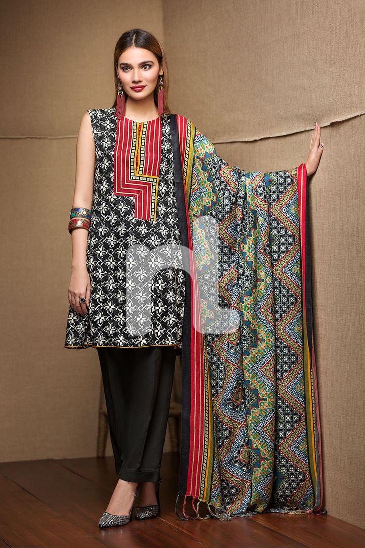 Unstitched 3 Piece Linen Pakistani Black Dress On Sale To Buy Online By Nishat Linen Winter Collection 2017 At A Discount Price. #wintercollection #blackfriday #readytowear #pretwear #unstitched #online #linen #linencollection #lahore #karachi #islamabad #newyork #london #pakistan #pakistani #indian #alkaram #breakout #zeen #khaadi #sanasafinaz #limelight #nishat #khaddar #daraz #gulahmed #2017 #2018 #blackfriday #pakistani_dresses #best_price #indian_dresses