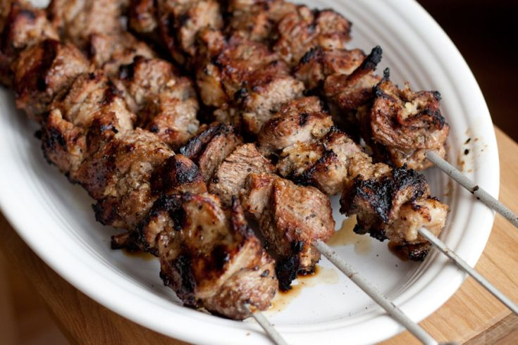 Shashlik (Russian Shish Kebabs)
