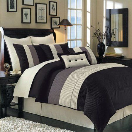 41 best images about home kitchen comforters sets on for Luxury hotel 660 collection bed skirt