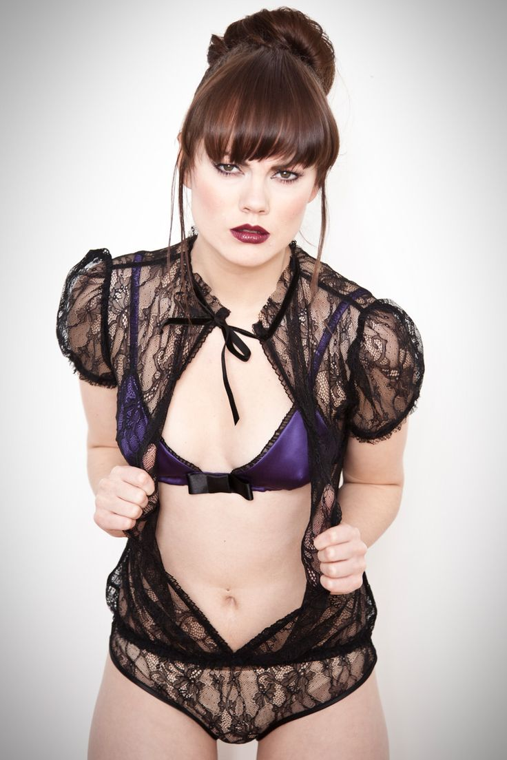 Kriss Soonik - Fall 2011 Lingerie Collection
