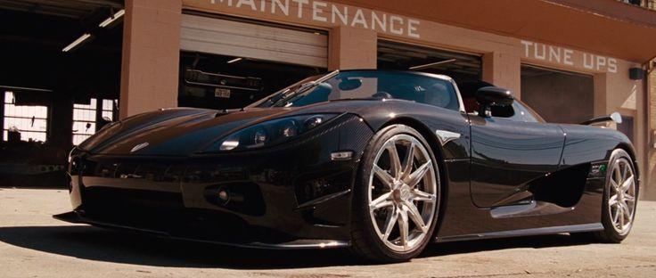 Kết quả hình ảnh cho 2010 Koenigsegg CCXR - Fast Five (2011)