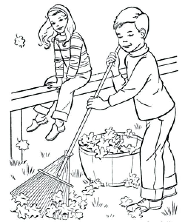 Children Helping Others Coloring Pages Children Helping Others Coloring Pages At Getdrawings Fall Coloring Pages Fall Leaves Coloring Pages Coloring Books