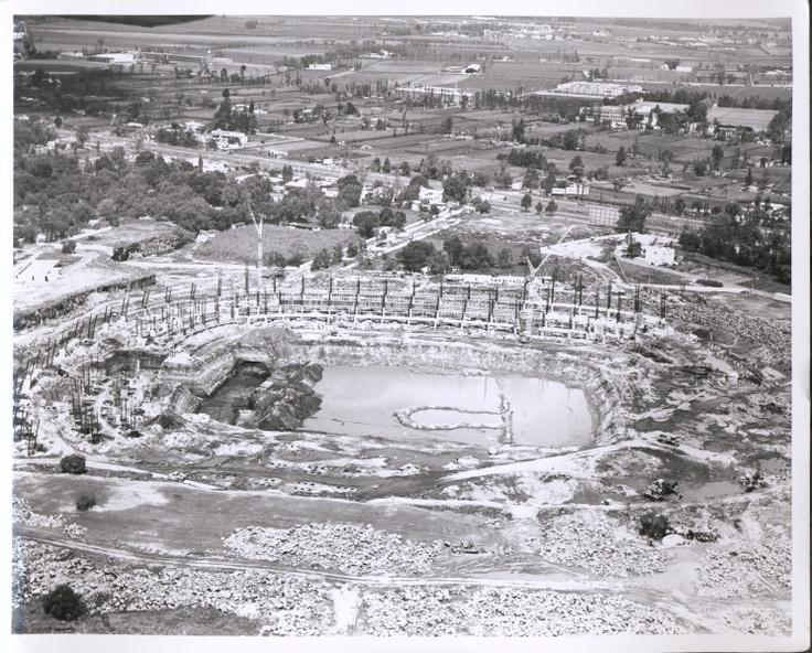 Primeros pasos Estadio Azteca...