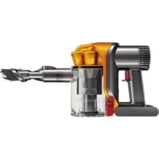 Buy Dyson DC34 22.2 Volt Handheld Vacuum Cleaner at Argos.co.uk - Your Online Shop for Handheld vacuum cleaners.