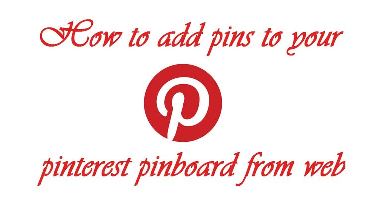 Let's learn Pinterest with each other.