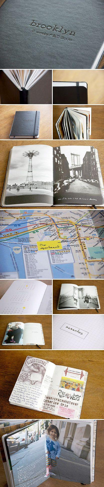 Diario - Álbum de Viajes