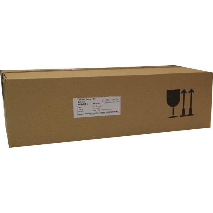 FORTIMEL Energy Multi Fibre Schokoladengeschmack:   Packungsinhalt: 8X4X200 ml Flüssigkeit PZN: 01125212 Hersteller: MCM KLOSTERFRAU…
