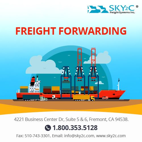 Sky2c provides the best international ‪shipping‬ service in USA. Our services include customs clearance, freight forwarding, warehousing, and local deliveries.