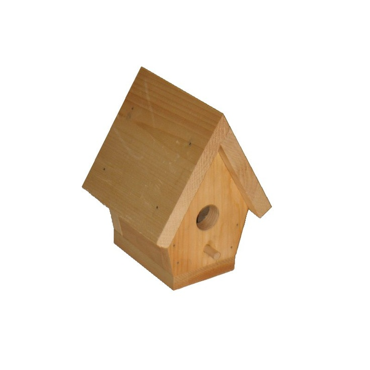 Swiss Birdhouse Kit 178062 | Kids Woodworking Tools | Pinterest ...