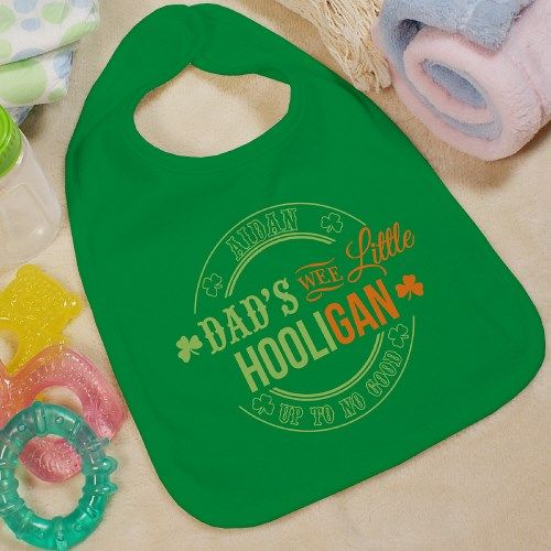 153 best irish gifts images on pinterest gift basket gift baskets shop personalized baby bibs for girls boys and any gift occasion we have customized christmas bibs summer bibs birthday bibs more negle Choice Image