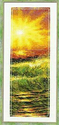 Gallery.ru / Фото #1 - два небольших пейзажа с морем - irisha-ira