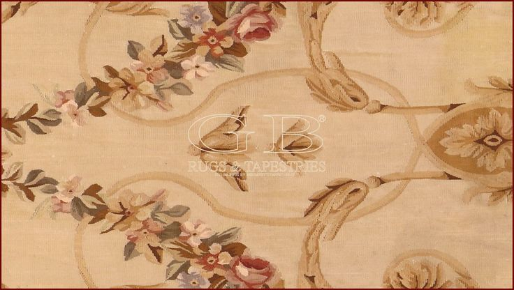 tappeto aubusson woven legends